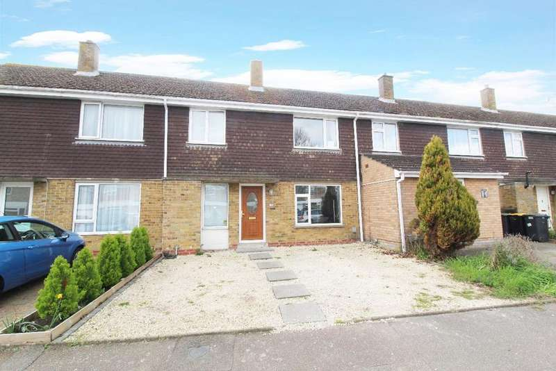 3 Bedrooms Terraced House for sale in Bourneside, Bedford MK41
