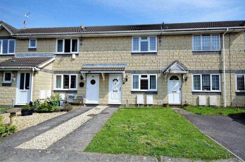 2 Bedrooms Terraced House for sale in Palmers Leaze, Bradley Stoke, Bristol