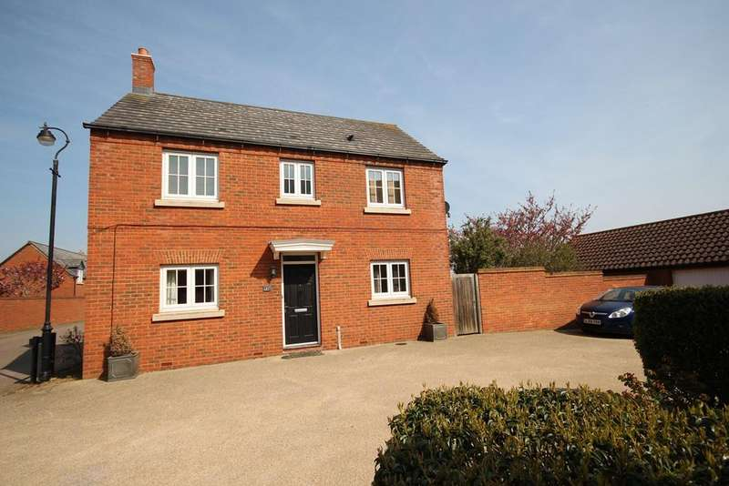 3 Bedrooms Semi Detached House for sale in Orchard Way, Lower Stondon, SG16