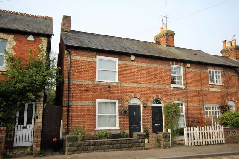 2 Bedrooms End Of Terrace House for sale in Waltham Road, Twyford, RG10