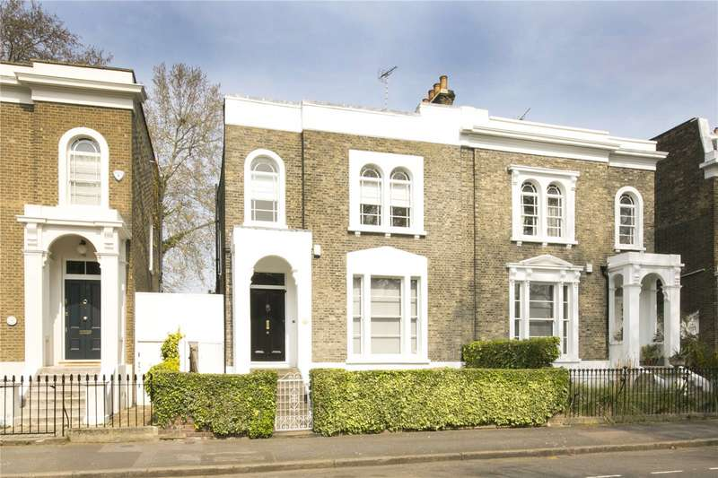 4 Bedrooms House for sale in Albion Square, Hackney, E8