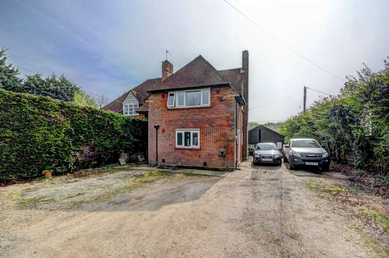 3 Bedrooms Semi Detached House for sale in Chequers Lane, Cadmore End