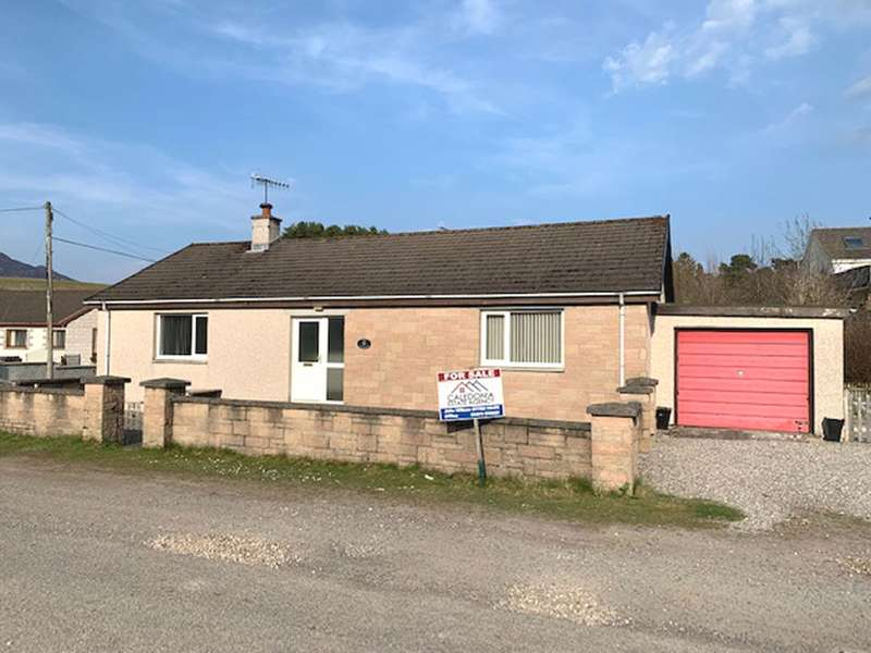 3 Bedrooms Bungalow for sale in Newtonmore, PH20 1BA