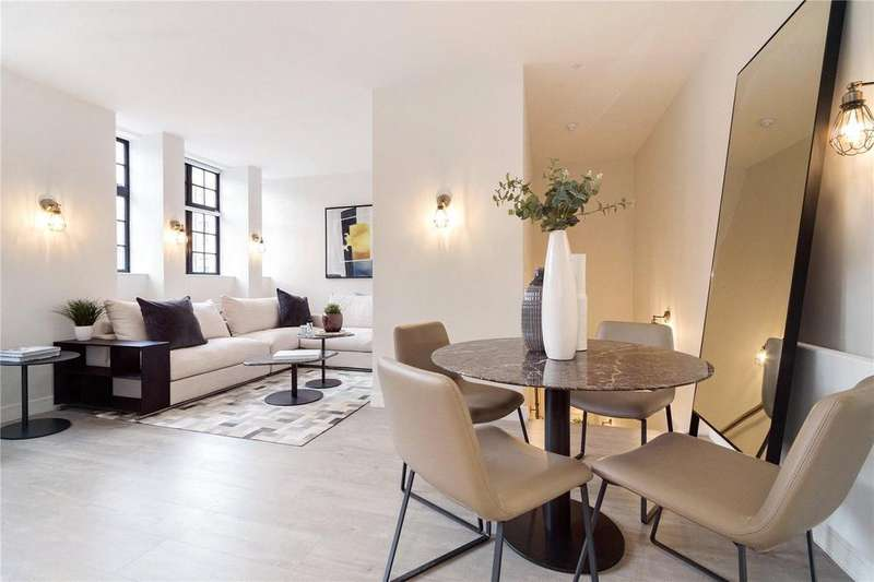 2 Bedrooms Flat for sale in Turner Street, London, E1