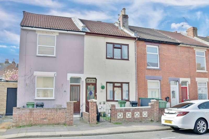 2 Bedrooms Terraced House for sale in Winstanley Road, Portsmouth
