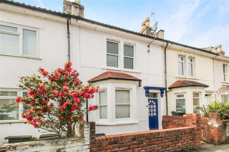 2 Bedrooms Terraced House for sale in Stanley Street South, Bedminster, Bristol, BS3