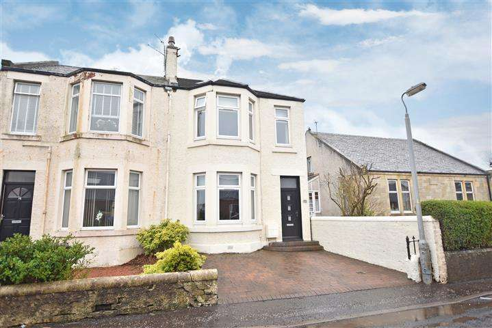 3 Bedrooms Semi-detached Villa House for sale in 72 Briarhill Road, Prestwick, Ka9 1hy