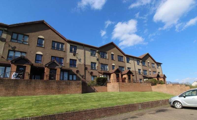 1 Bedroom Flat for sale in Parkend Gardens, Saltcoats, KA21