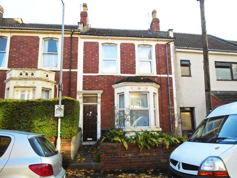 3 Bedrooms Terraced House for sale in Freemantle Road, Eastville, Bristol BS5