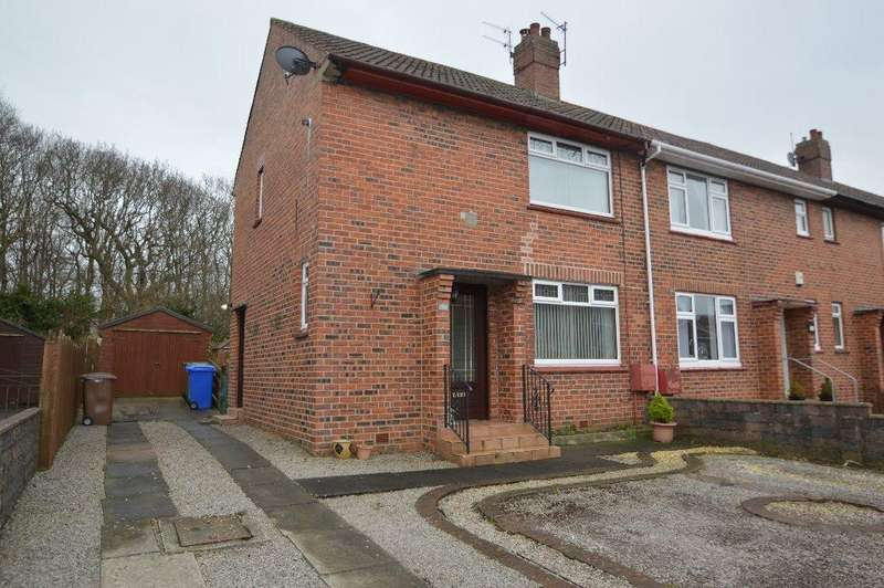 2 Bedrooms Terraced House for sale in Hayhill, Ayr, South Ayrshire, KA8 0SQ
