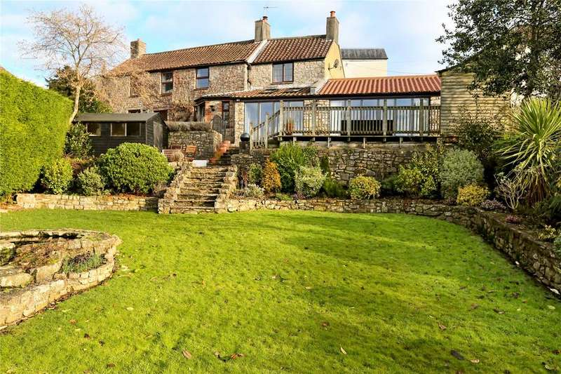 4 Bedrooms Detached House for sale in Church Hill, Olveston, Bristol, BS35