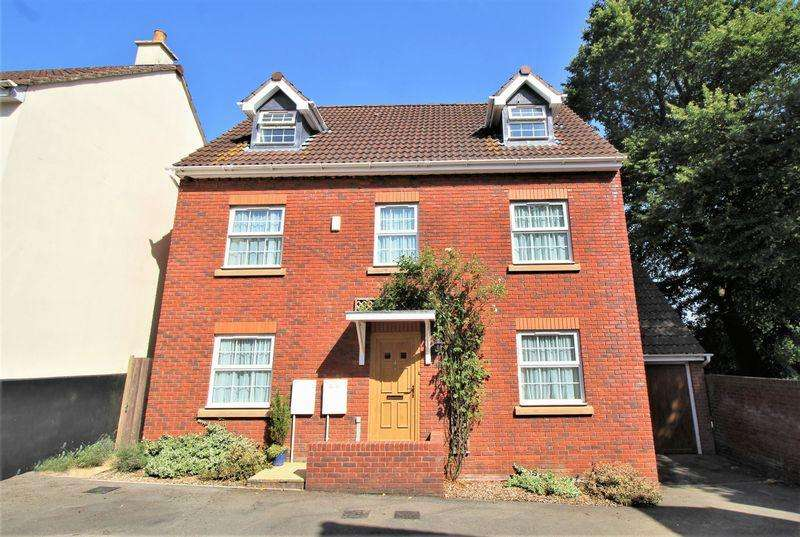 5 Bedrooms Detached House for sale in Bigstone Meadow, Chepstow