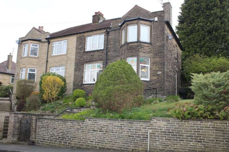 3 Bedrooms Semi Detached House for sale in Stansfield Hall Road, Todmorden