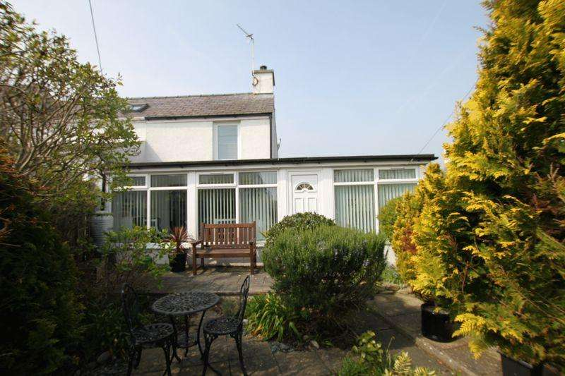 2 Bedrooms Detached House for sale in Moelfre, Anglesey