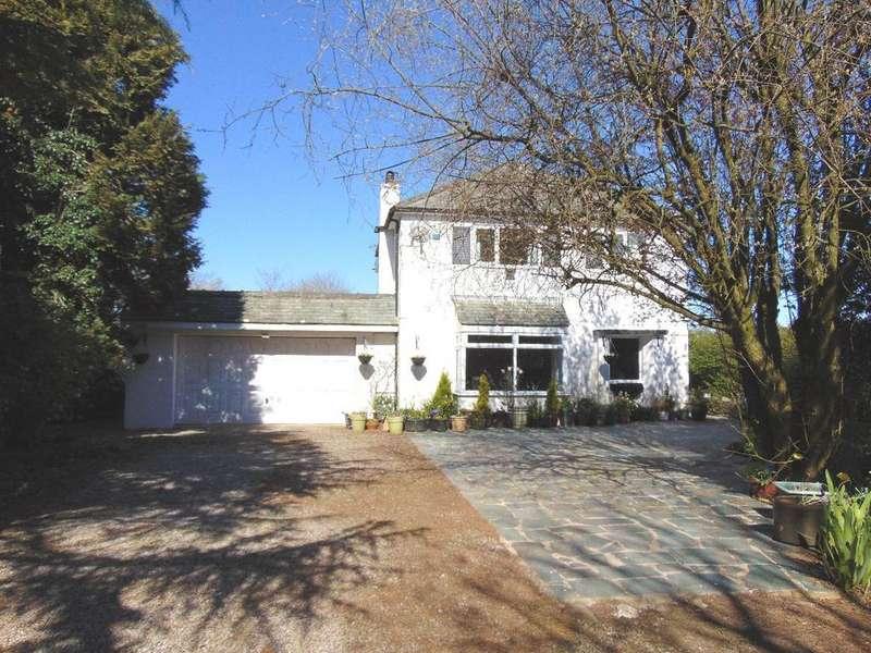 5 Bedrooms Detached House for sale in Blenheim, Bridgefoot, Workington, Cumbria, CA14 1YJ