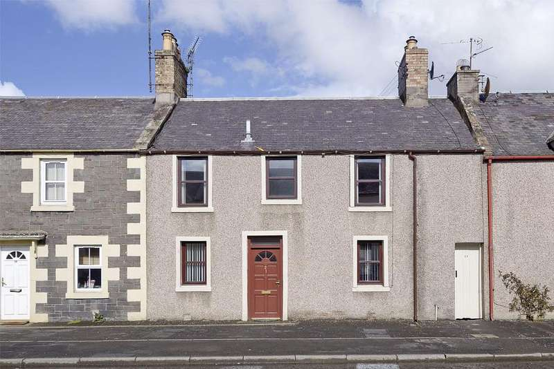2 Bedrooms Detached House for sale in 21 East High Street, Lauder TD2 6SS