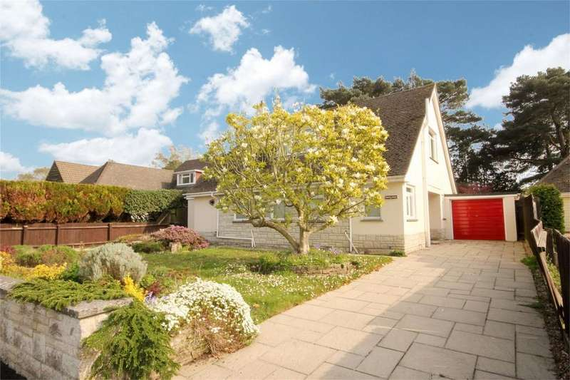 3 Bedrooms Chalet House for sale in Feversham Avenue, QUEENS PARK, Bournemouth