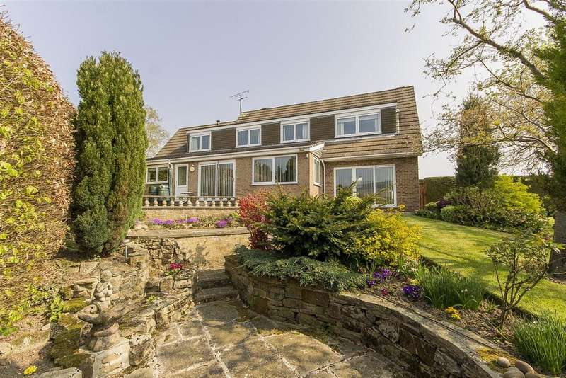 4 Bedrooms Detached House for sale in New Road, Wingerworth, Chesterfield