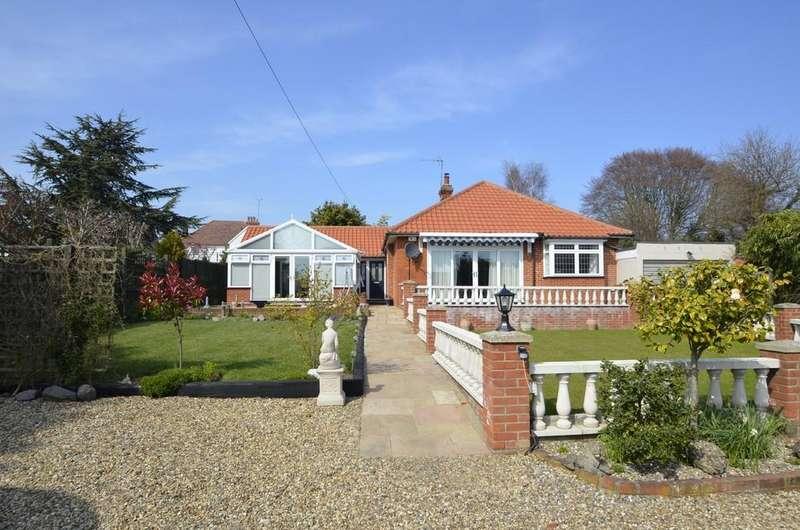 4 Bedrooms Detached Bungalow for sale in Brook Lane, Felixstowe