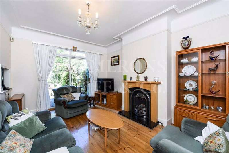 4 Bedrooms Semi Detached House for sale in Donnington Road, Willesden Green, London, NW10