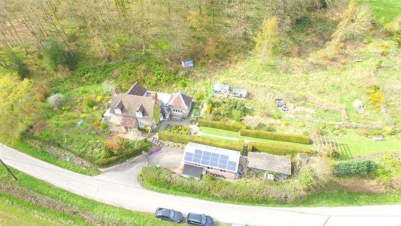 3 Bedrooms Cottage House for sale in Stapleton, Presteigne