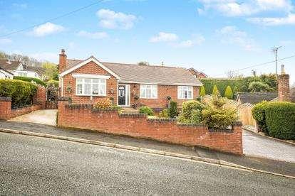 3 Bedrooms Bungalow for sale in Sunnyside Close, Bagillt, Flintshire, North Wales, CH6