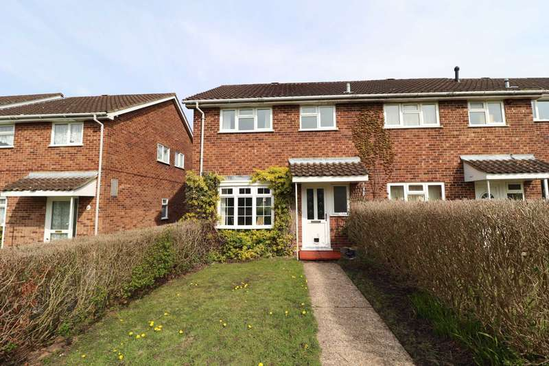 3 Bedrooms End Of Terrace House for sale in Carnoustie, Bracknell