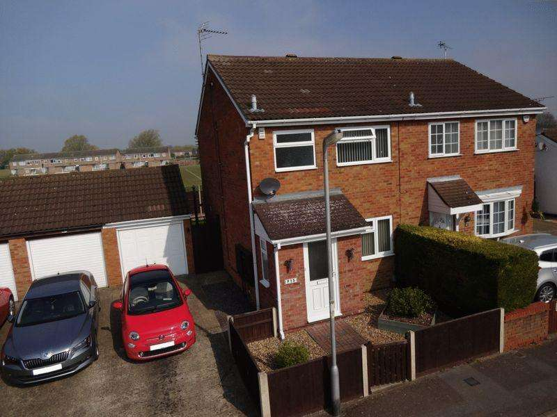 3 Bedrooms Semi Detached House for sale in Henley Close, Houghton Regis