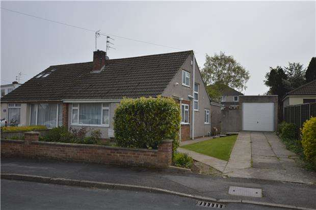 3 Bedrooms Semi Detached House for sale in Matford Close, Winterbourne, BRISTOL, BS36 1EB