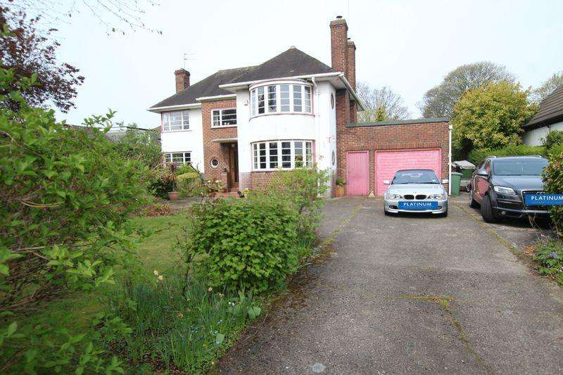 4 Bedrooms Detached House for sale in Greenfield Road, Little Sutton
