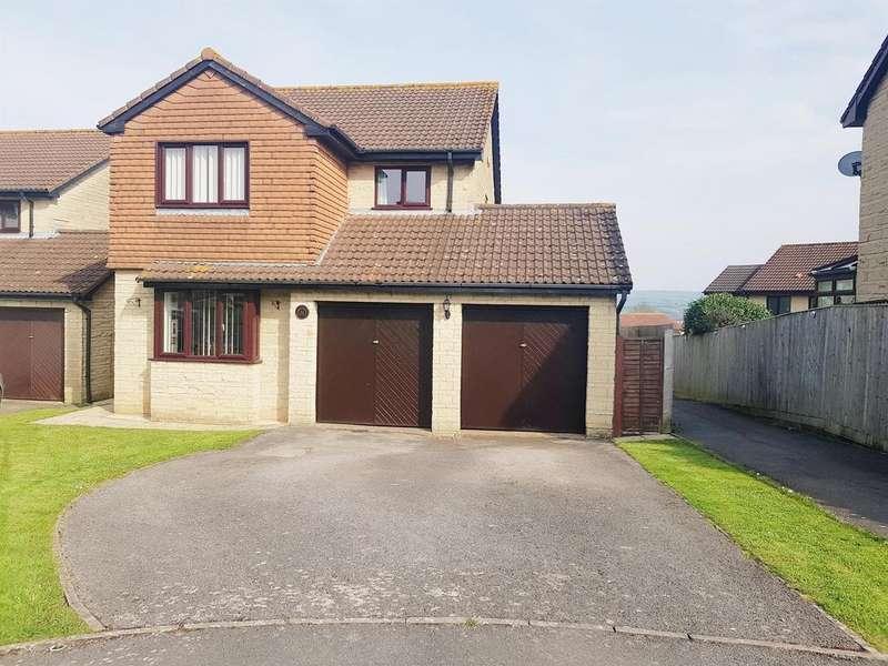 4 Bedrooms Detached House for sale in Cottington Court, Hanham, Bristol, BS15 3SJ