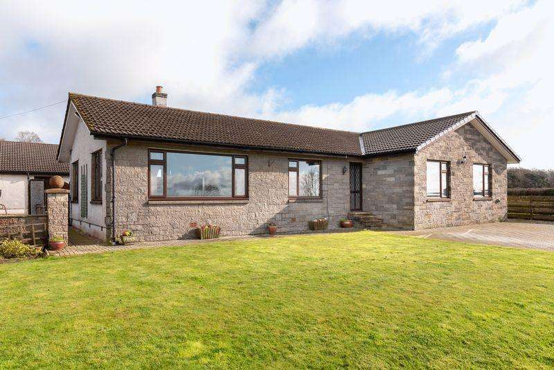 5 Bedrooms Detached Bungalow for sale in Whitesprings, Annan