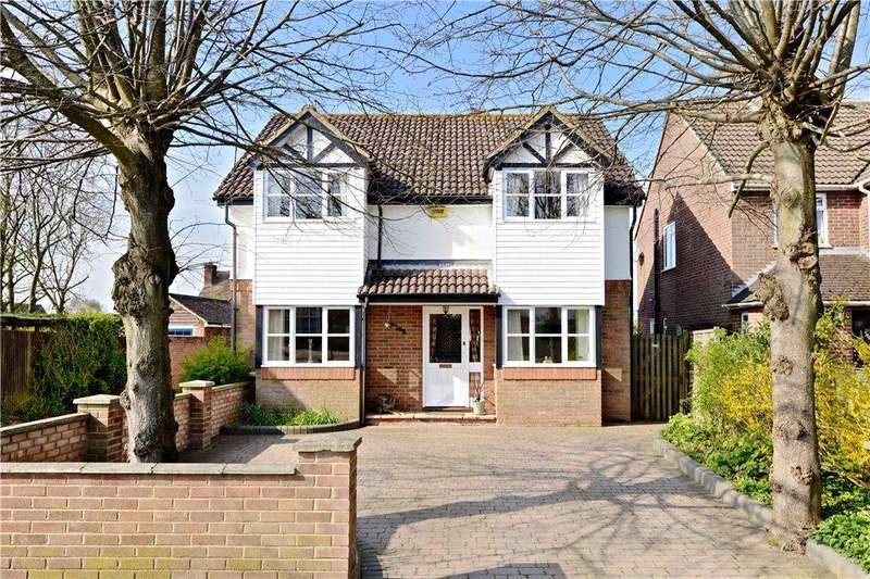 4 Bedrooms Detached House for sale in High Street South, Stewkley, Leighton Buzzard, Buckinghamshire