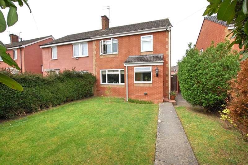 3 Bedrooms Semi Detached House for sale in Walton Close, Keynsham, Bristol, BS31