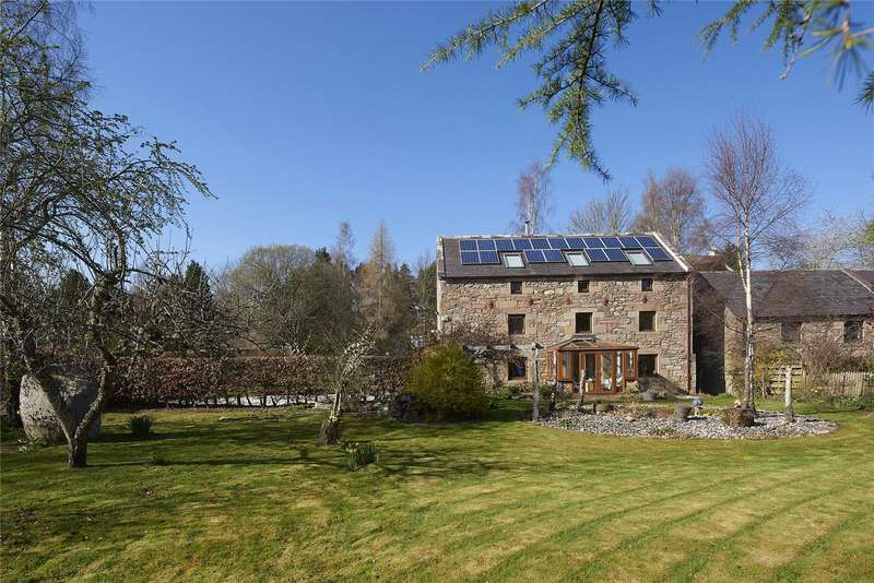 4 Bedrooms Detached House for sale in Culcairn Mill, Evanton, Dingwall, Highland, IV16