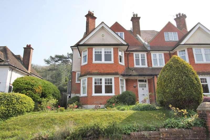 6 Bedrooms Semi Detached House for sale in Edensor Road, Eastbourne BN20