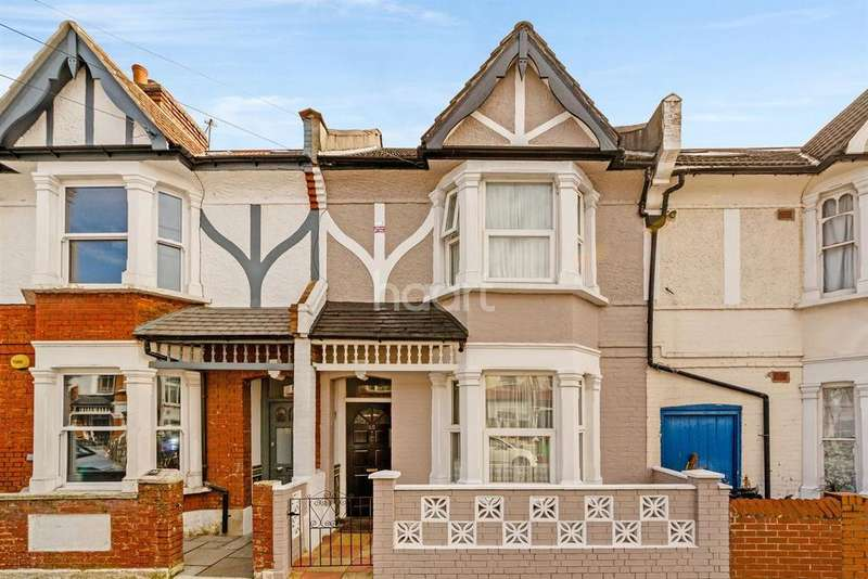 3 Bedrooms Terraced House for sale in Valnay Street, Tooting, SW17
