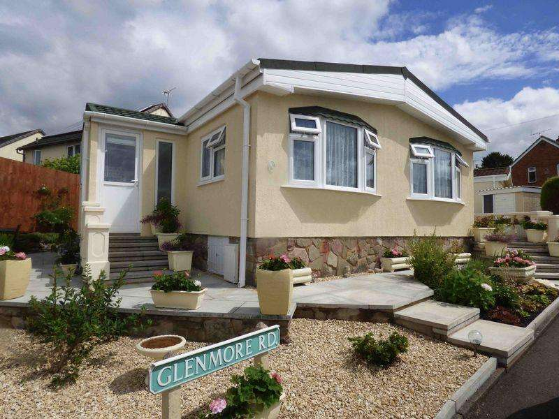 2 Bedrooms Detached Bungalow for sale in Glenmore Road, Cinderford