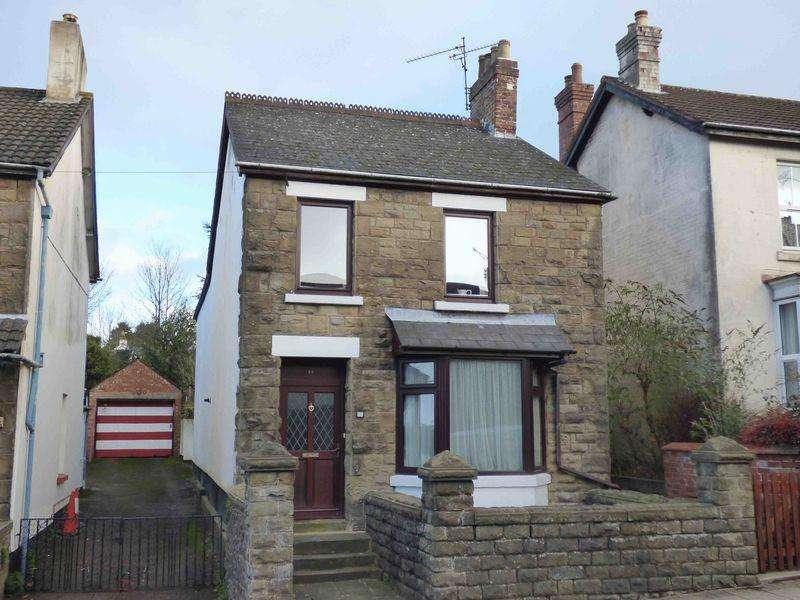 3 Bedrooms Detached House for sale in Belle Vue Road, Cinderford