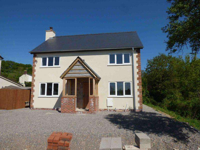 4 Bedrooms Detached House for sale in The Branch, Drybrook