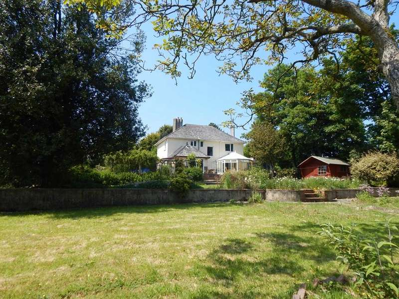 6 Bedrooms Detached House for sale in Tytherleigh, Axminster, Devon