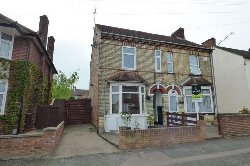 3 Bedrooms Semi Detached House for sale in Kempston, Beds, MK42 8NY