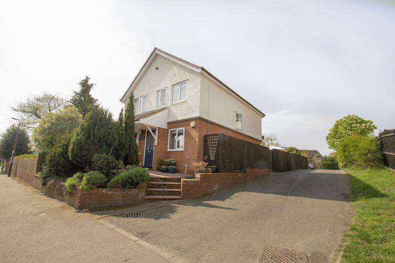 4 Bedrooms Detached House for sale in Grange Road, Ampthill
