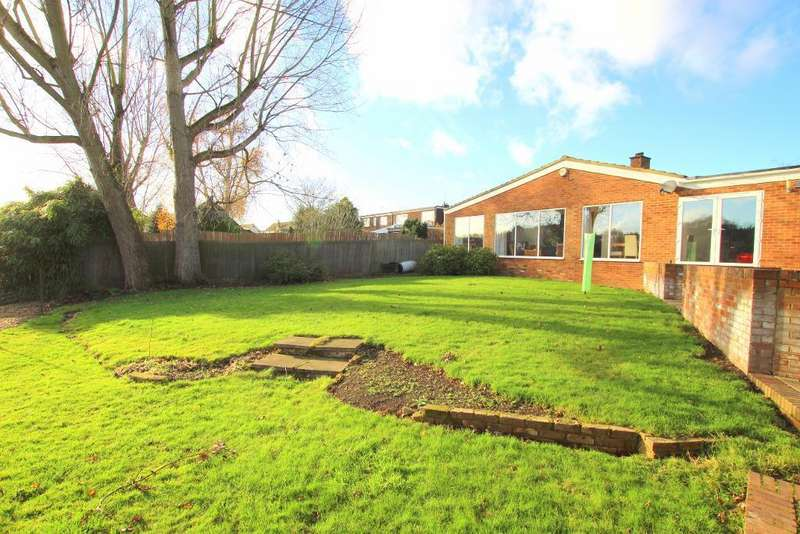 3 Bedrooms Detached Bungalow for sale in Millfield Close, Flitwick, Bedfordshire, MK45 1LB