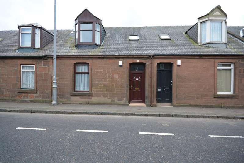 2 Bedrooms Terraced House for sale in Loudoun Road, Newmilns, KA16