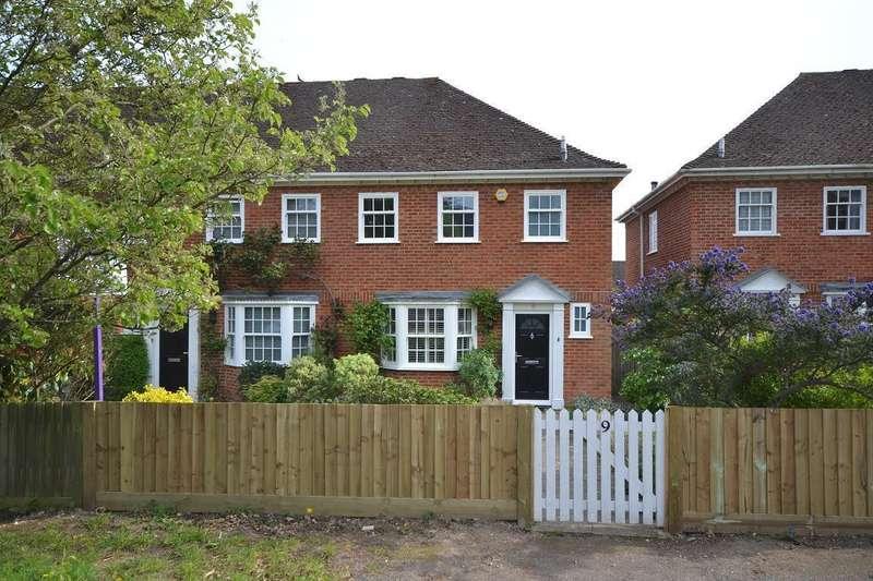 3 Bedrooms House for sale in Grosvenor Road, Caversham, Reading