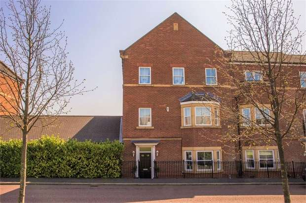 5 Bedrooms End Of Terrace House for sale in Featherstone Grove, Newcastle upon Tyne, Tyne and Wear