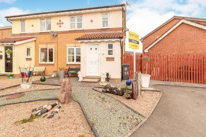 3 Bedrooms Semi Detached House for sale in Cheney Road, Thurmaston, Leicester, Leicestershire