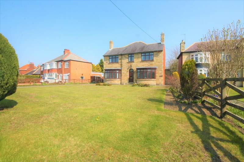 4 Bedrooms Detached House for sale in Staindrop Road, West Auckland, Bishop Auckland