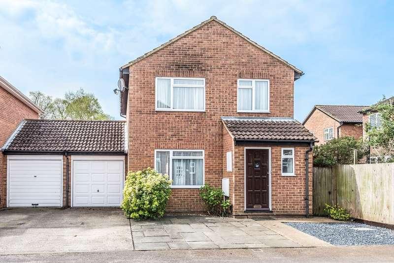 4 Bedrooms Link Detached House for sale in Buckingham Mews, Flitwick, MK45